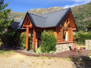 Foto exterior cabana